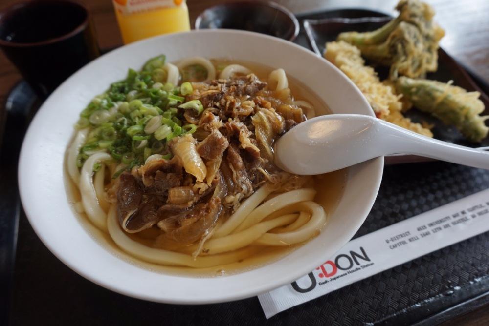 Yummy udon